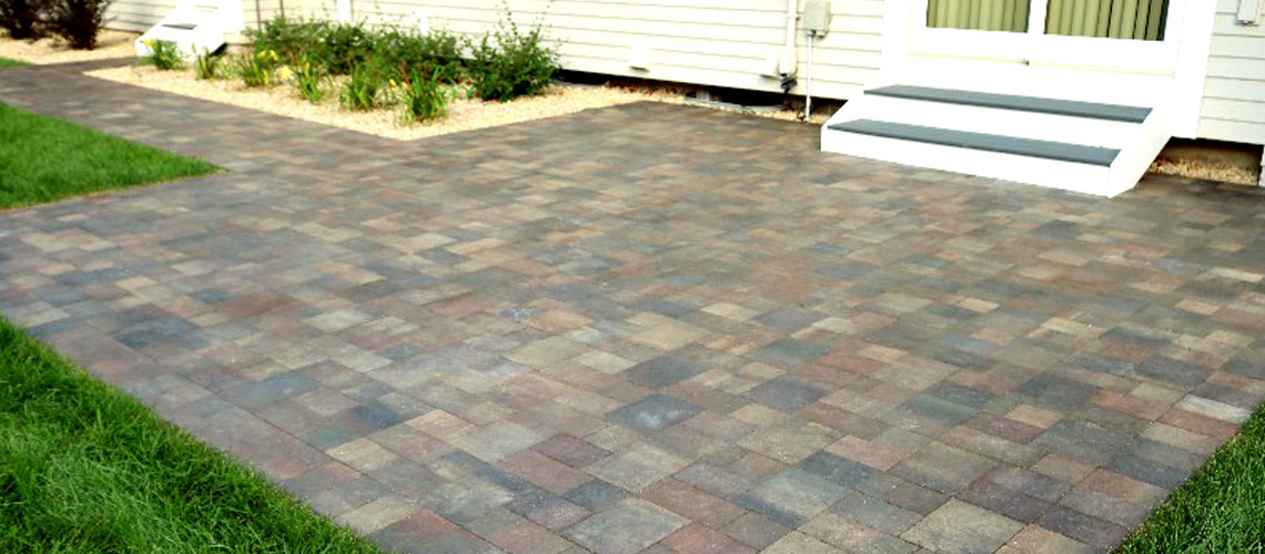 ... Paver Patio Design And Installation ...