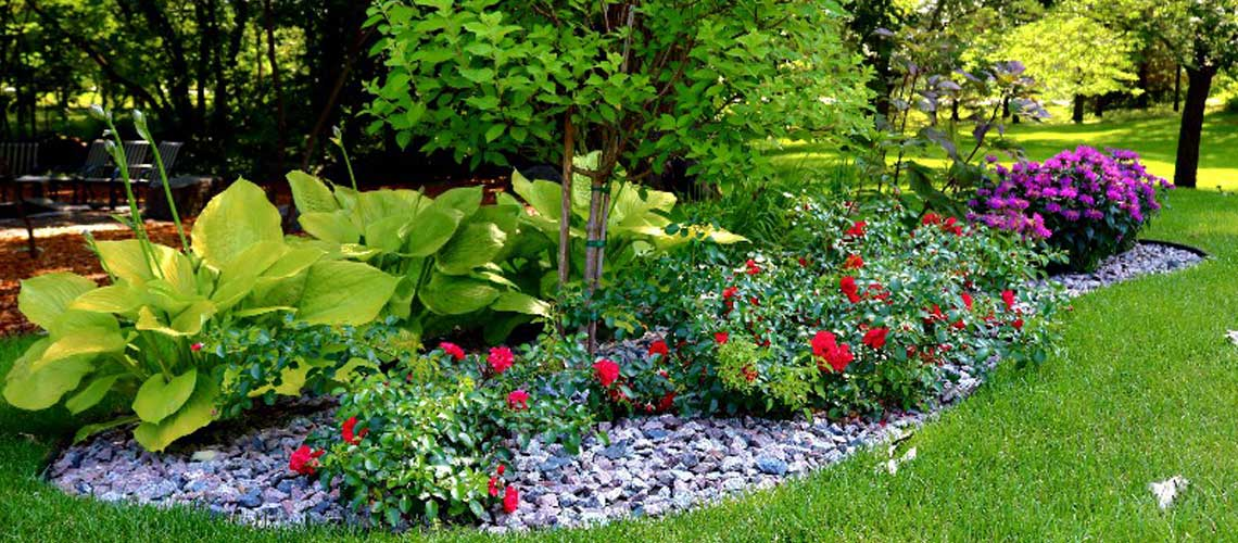 Perennial And Seasonal Color Planting Service Landscape Design